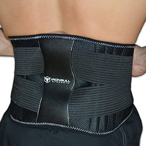 Iron Bull Strength Medi-Back Brace