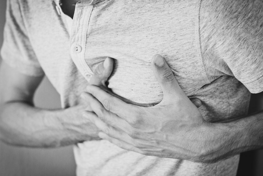 Chest Pain causes and symptoms