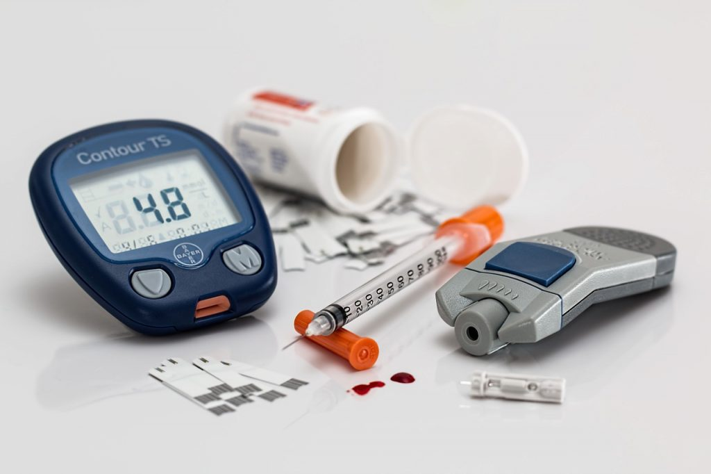 Diabetes symptoms and treatment