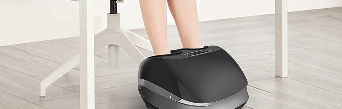 Ranking the best foot massagers of 2021