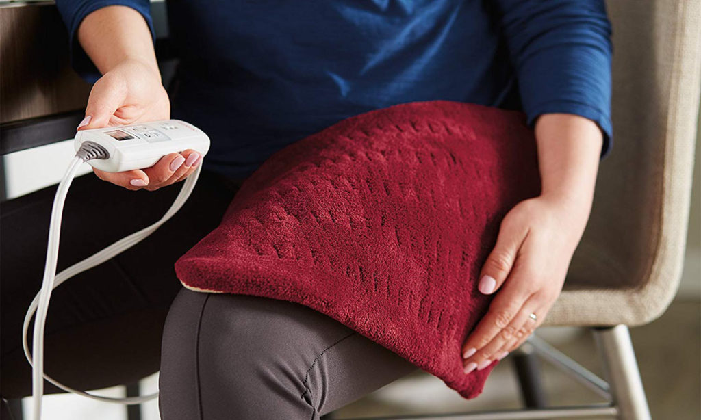 Ranking the best heating pads of 2020